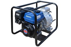 Мотопомпа бензиновая для грязной воды ТСС PGT80