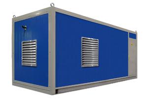 Контейнер ПБК-6 базовая комплектация (для ДГУ от 300 до 600 кВт)