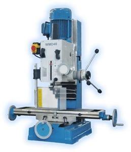Настольный сверлильно-фрезерный станок Weiss Machinery UNIVERSAL WMD45 (380В)
