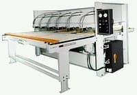 Пресс горячий горизонтальный для мебельного щита BALD410Z-100T/1/A