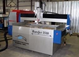 BarsJet 1510 - Установки гидроабазивной резки