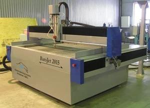 BarsJet 2015 - Установки гидроабазивной резки