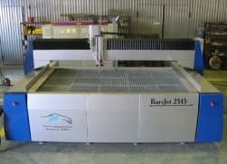BarsJet 2515 - Установки гидроабазивной резки