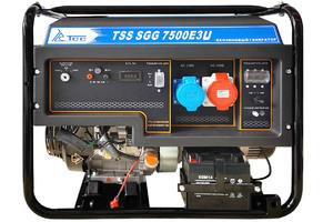 Бензогенератор TSS-SGG 7500Е3U