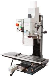 Opti BF20LS CNC - Настольный фрезерный станок с ЧПУ (стол 700 х 180мм., Мощность 1,9 кВт.)