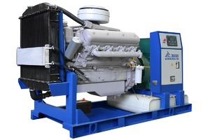 Дизельный генератор ТСС АД-240С-Т400-1РМ2 Linz