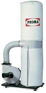 Вытяжная установка, стружкоотсос Proma OP-1500