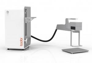 Переносной мобильный лазерный маркировщик Bodor BML30FS