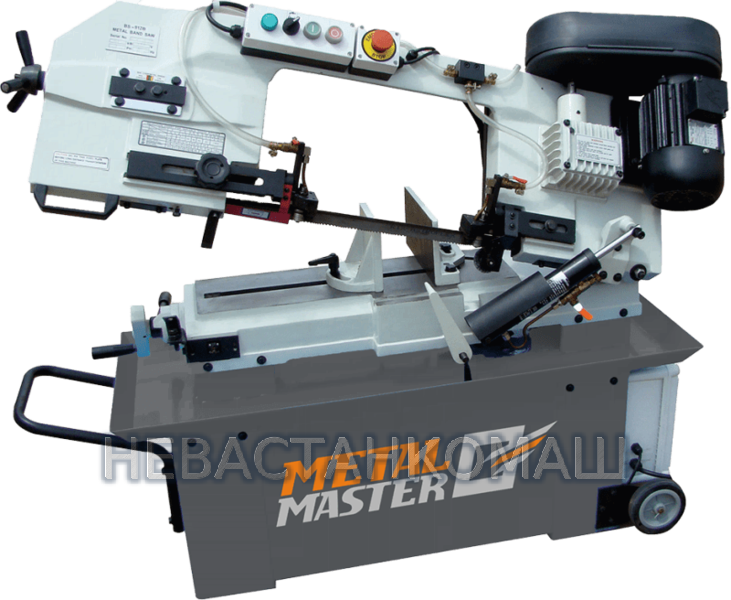 Ленточнопильный станок METAL MASTER BSM-912B, рис.1