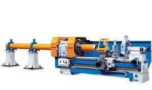 C10T.10/1500 - Трубонарезной токарный станок (Отверстие шпинделя = 260мм., РМЦ=1500мм.)