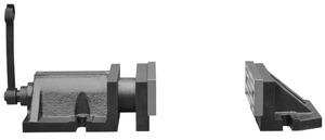 Тиски станочные 200мм F200 с раздельными губками