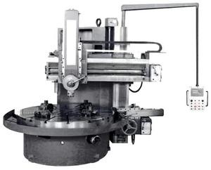 Токарно-карусельный станок CORMAK 2500
