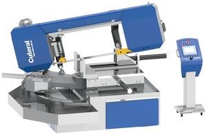 Станок ленточнопильный полуавтоматический Cuteral PSM 440/610 DM NC