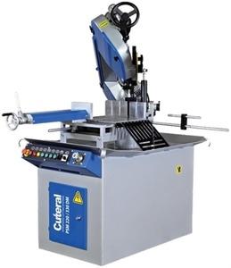 Станок ленточнопильный полуавтоматический Cuteral PSM 220/330 DM