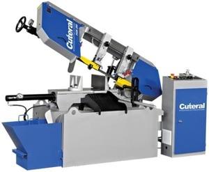 Станок ленточнопильный полуавтоматический Cuteral PSM 280