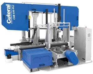 Станок ленточнопильный автоматический CAB 550 PLC CUTERAL
