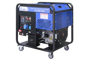 Дизельный сварочный генератор TSS DGW-300E
