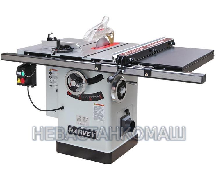 Станок круглопильный Harvey HW110LGE-30, рис.1