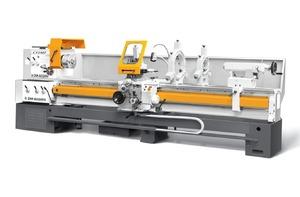C11MT - Универсальный токарный станок, d=600 мм, ГАП=800мм., RMC=1000-5000 мм.
