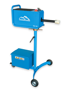 Станок для проточки тормозных дисков Trommelberg TDA-100