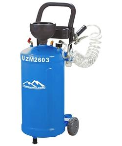 Маслораздаточная мобильная установка Trommelberg UZM2603, пневматическая, емкость 30л