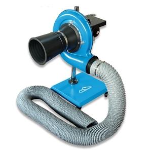 Мобильная установка со шлангом для вытяжки отработанных газов Trommelberg MFS-0,9, вентилятор 1900 м3/ч, 220В