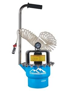 Установка для замены тормозной жидкости Trommelberg UZM05, пневматическая