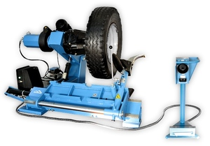 """Станок шиномонтажный для колес грузового транспорта Trommelberg 1590 диаметром от 14"""" - 56"""""""