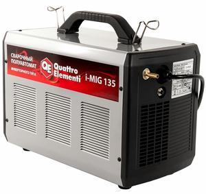 Аппарат полуавтомат. сварки, инвертор Quattro Elementi i-MIG 135