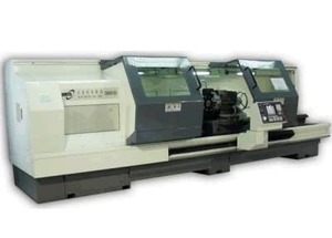 Токарный станок с ЧПУ Dmtg CKE 6180Z/2000