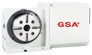 Одноосевой поворотный стол ЧПУ CNC-120R GSA+