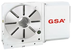 Одноосевой поворотный стол ЧПУ CNC-250R GSA+