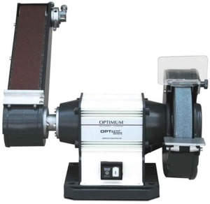 Станок точильный ленточный Optimum GU20S (380 B)
