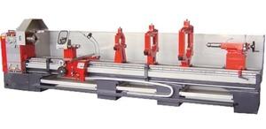 CU1002/1000 - Универсальный токарный станок, d=1000 мм, ГАП=1190мм., RMC=1000мм., Ф=104мм