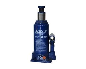 Домкрат бутылочный T20208 AE&T 8т