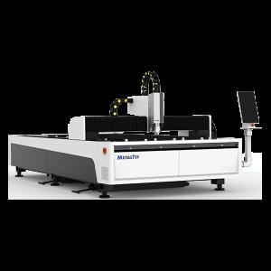 Оптоволоконный лазерный станок для резки металла MetalTec 1530S