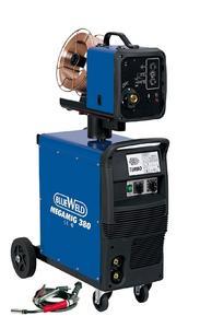 Сварочный полуавтомат BlueWeld Megamig 380