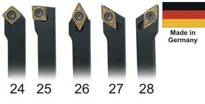 Набор токарных резцов со сменными пластинами 5 шт. 12 мм