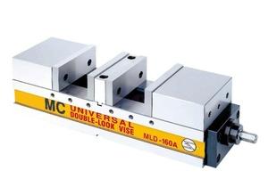 Тиски механические Partner MLD-100A