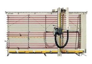 DPM 21/41 - Вертикальный форматно-раскроечный станок  (Макс. длина реза 4100  мм)