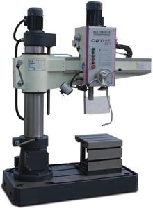 OPTIMUM DR5 - Радиально-сверлильный станок, Диаметр сверления 40мм., Вылет шпинделя 1120 мм.