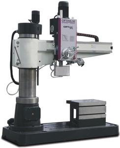 OPTIMUM DR6 - Радиально-сверлильный станок, Диаметр сверления 50мм., Вылет шпинделя 1600 мм.