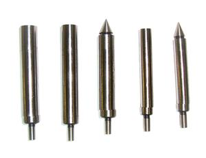 Комплект центроискателей механических из 5 штук Proma