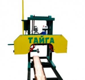 Ленточная пилорама «Тайга Т-1М»
