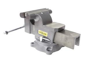 "Тиски слесарные STALEX ""Горилла"", 200 х 150 мм., 360°, 20,0 кг."