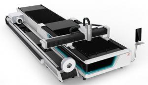 Волоконный лазерный станок для резки труб Bodor E3015T6-3000W MAX со сменным столом