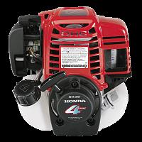 Двигатель бензиновый Honda GX 35NT STSC OH