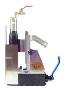 EAGLE (МСС-52ПИ) - Магнитный пневматический сверлильный станок, диаметр сверления до 50 мм.