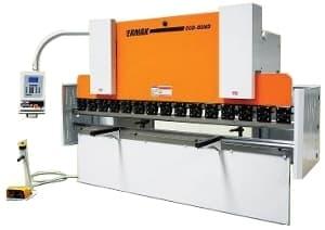 Eco Bend 2600-120 - Листогибочный пресс фирмы Ermaksan с контроллером Cybelec DNC 600