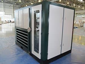 EN 20/8 II (90кВт) - Двухступенчатые воздушные винтовые компрессоры